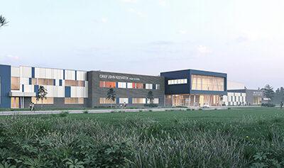 Big River FN getting new school, arena