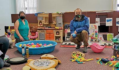 Shellbrook Library introduces sensory room
